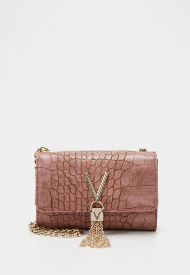 AUDREY - Across body bag - rosa