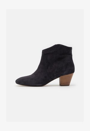 Ankle boots - basket navy
