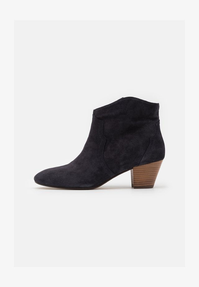 Ankle boot - basket navy