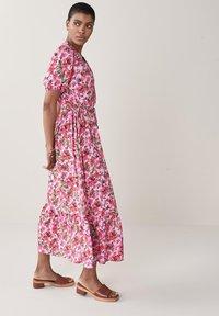 Next - Maxi dress - pink - 1