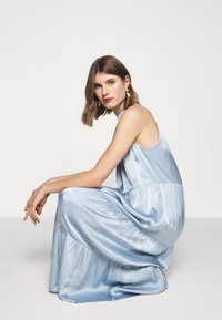 Bruuns Bazaar - GRO MAJA DRESS - Cocktail dress / Party dress - blue mist - 2