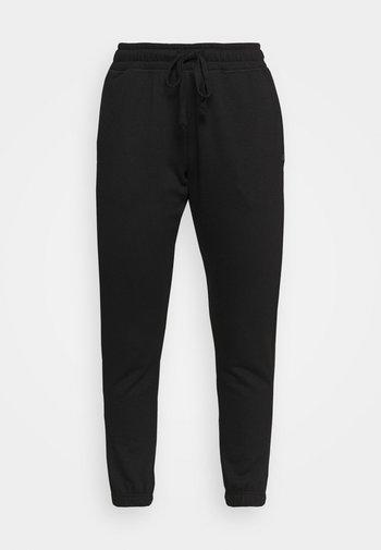 LIFESTYLE GYM TRACK PANTS - Pantalones deportivos - black