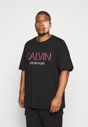 SHADOW LOGO - T-Shirt print - black