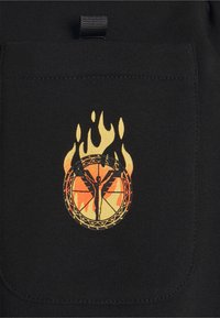 Carlo Colucci - FLAME UNISEX - Tracksuit bottoms - black - 2