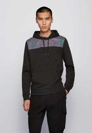 WENORTH - Sweat à capuche - black