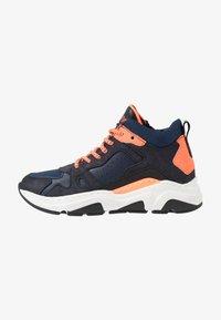 Hip - Sneakersy wysokie - dark blue - 1