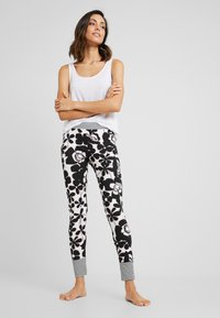 Short Stories - LEGGINGS - Pyjamasbukse - black - 1