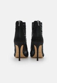 ALDO - ABENDANI - Sandales classiques / Spartiates - black - 3