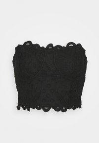 Free People - ADELLA CORSET BRA - Multiway / Strapless bra - black - 4