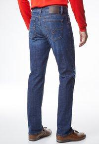 Pierre Cardin - DEAUVILLE REGULAR FIT - Straight leg jeans - darkblue - 2