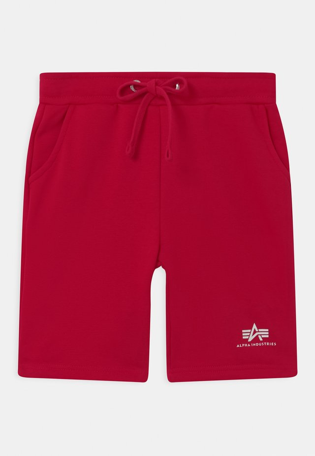 BASIC - Tracksuit bottoms - speed red