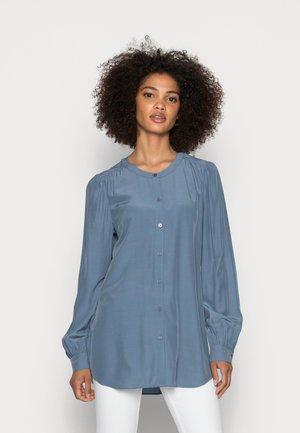 BLOUSES  - Blouse - grey blue
