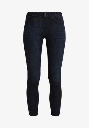 Skinny džíny - tainted blue