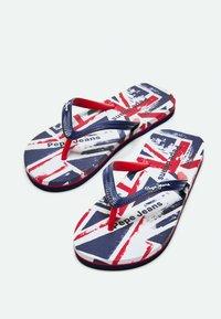 Pepe Jeans - DORSET BEACH JACK - Pool shoes - azul marino - 1