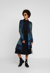 Desigual - Cardigan - dark blue - 1
