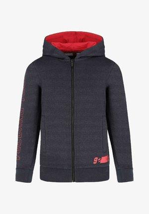 RADIS - Sweater met rits - navy mel