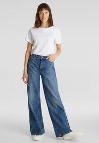 edc by Esprit - T-shirt basic - white - 1