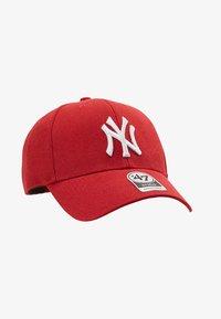 NEW YORK YANKEES UNISEX - Czapka z daszkiem - red