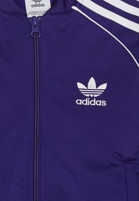 adidas Originals - SUPERSTAR - Treningsjakke - purple/white - 4