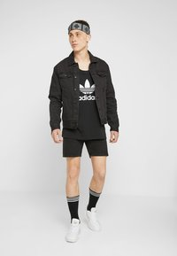 adidas Originals - TREFOIL TANK - Top - black - 1