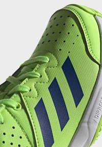 adidas Performance - COURT STABIL UNISEX - Handball shoes - siggnr/royblu/ftwwht - 5