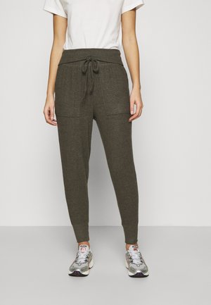 TIGER FOLDOVER - Tracksuit bottoms - hut