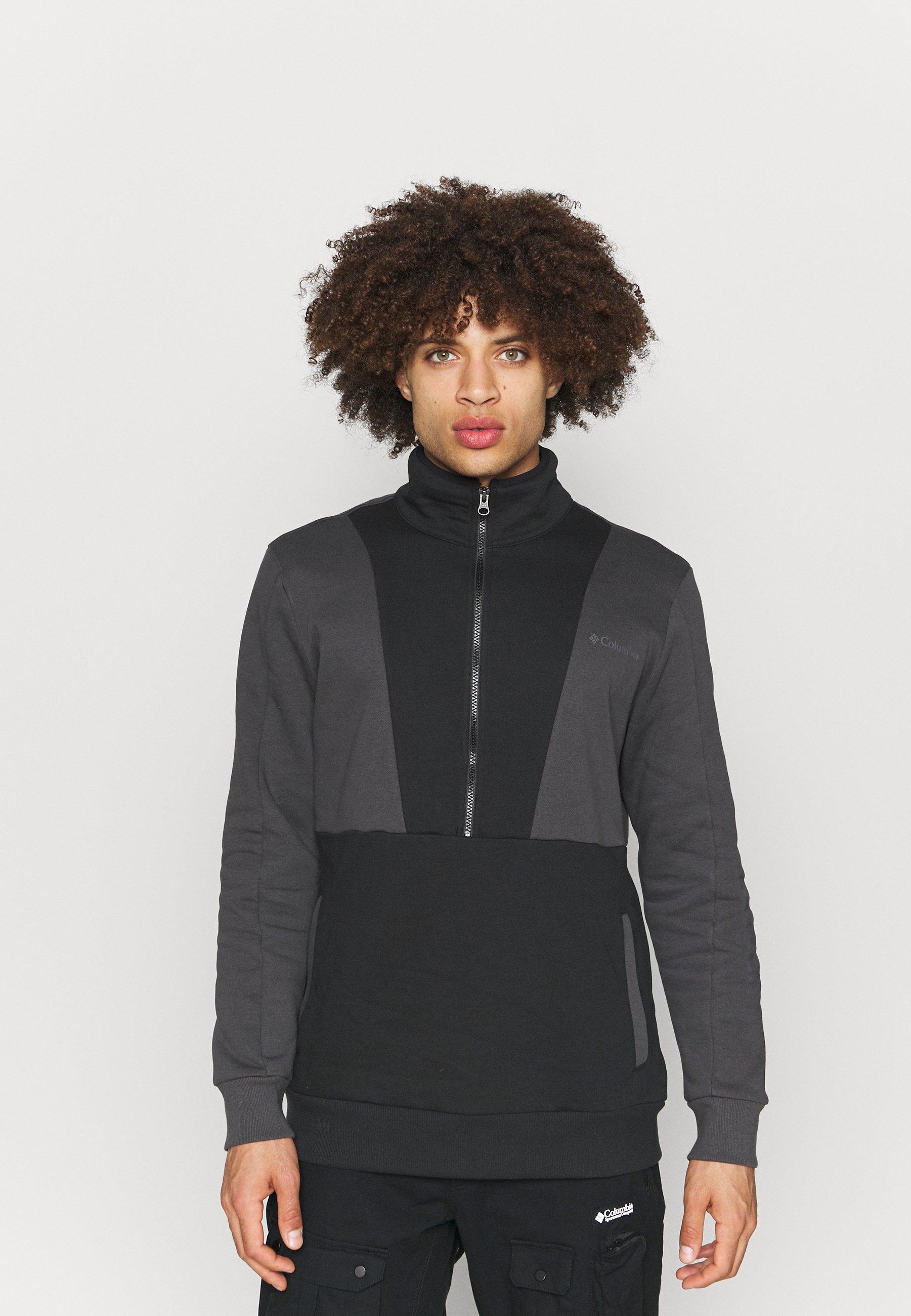 Men LODGE™ COLORBLOCK HALF ZIP - Sweatshirt
