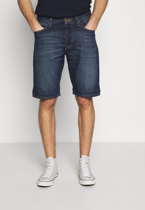REGULAR RIDER SHORT - Denim shorts -  salvador