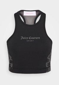 Juicy Couture - KATHLEEN - Sujetador deportivo - black - 3