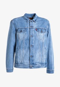 THE TRUCKER  - Giacca di jeans - blue denim
