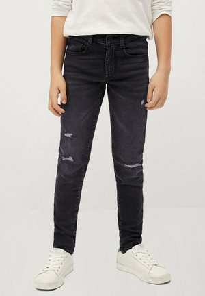 CALVIN - Jeans Slim Fit - black denim