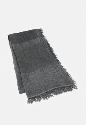 SCARF UNISEX - Halsduk - washed black