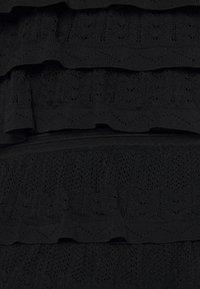 sandro - Jumper dress - noir - 2
