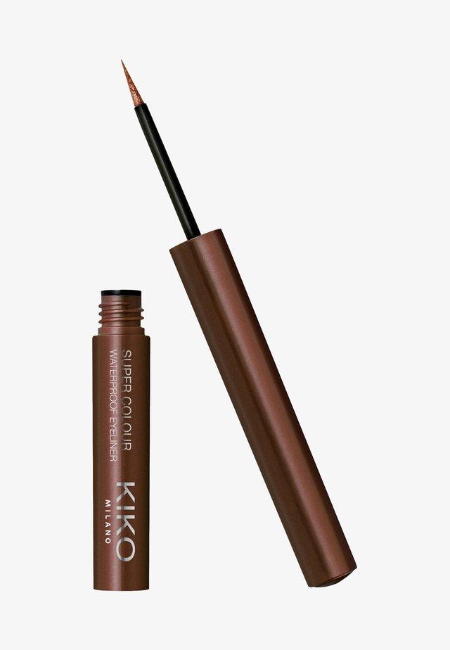 SUPER COLOUR EYELINER - Eyeliner - 102 bronze