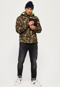 Superdry - Winter jacket - green - 1