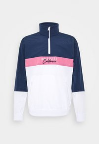 Hollister Co. - Summer jacket - navy/pink/white - 4