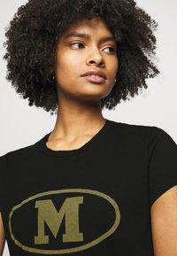 M Missoni - Print T-shirt - black - 3