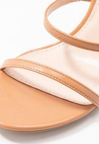 BEBO - BARTON - High heeled sandals - nude - 2