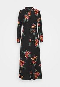 Vero Moda - VMNEWALLIE DRESS  - Maxi dress - black - 5