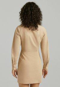 Bershka - Day dress - camel - 2
