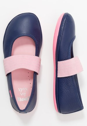 RIGHT KIDS - Bailarinas con hebilla - navy