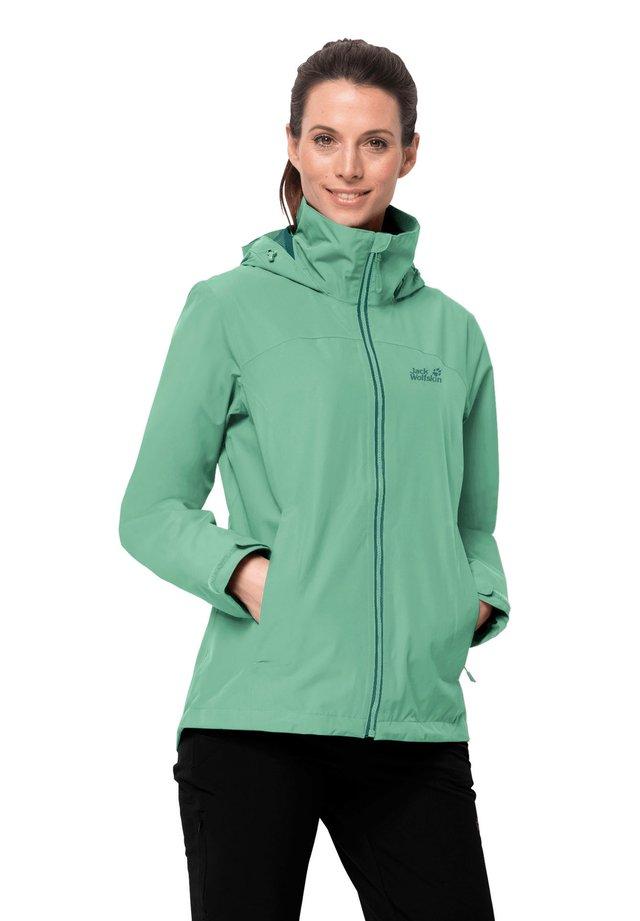 EVANDALE - Outdoor jacket - pacific green