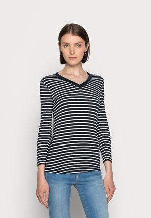 COOL SKINNY - Long sleeved top - blue