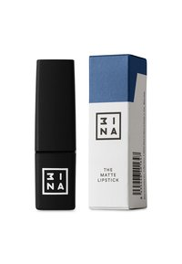 3ina - MATTE LIPSTICK - Lipstick - 424 blue - 1