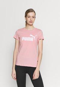 Puma - LOGO TEE - Camiseta de deporte - bridal rose - 0