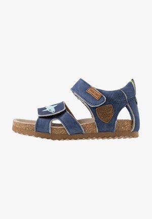BIO  - Sandalias - blue