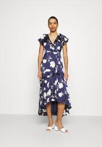 Banana Republic - DRESS - Długa sukienka - blue - 0