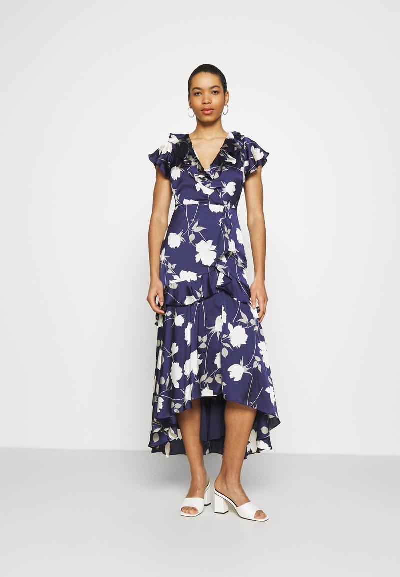 Banana Republic - DRESS - Długa sukienka - blue