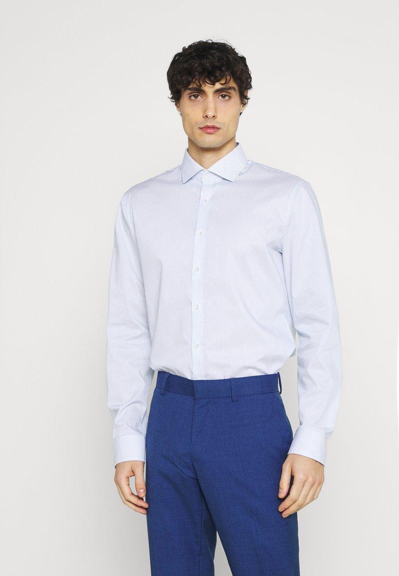 OLYMP No. Six - SUPER SLIM - Formal shirt - bleu