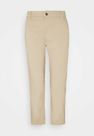 TRAVEL - Chinos - beige